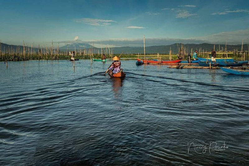 Informasi Danau Rawa Pening