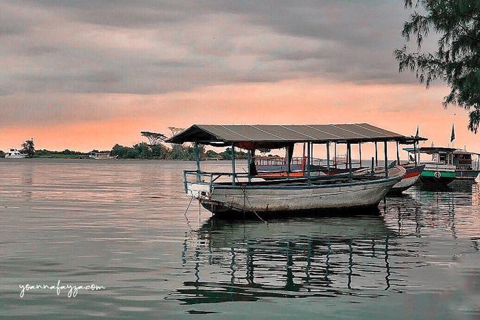 Informasi Pantai Marina Semarang
