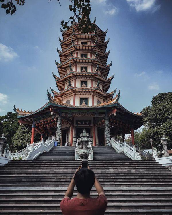 gambar vihara buddha