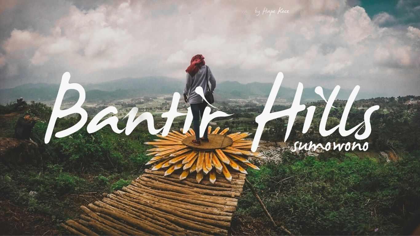 jalan menuju bantir hills