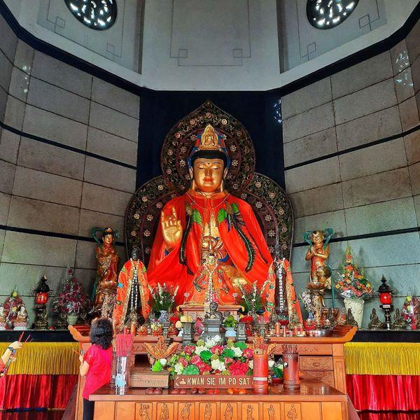 pagoda semarang harga tiket